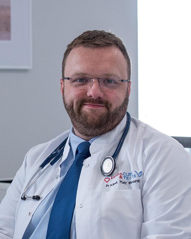 dr n.med Piotr Wieczorek