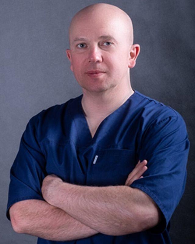 Dr hab. n. med. Marek Glinka