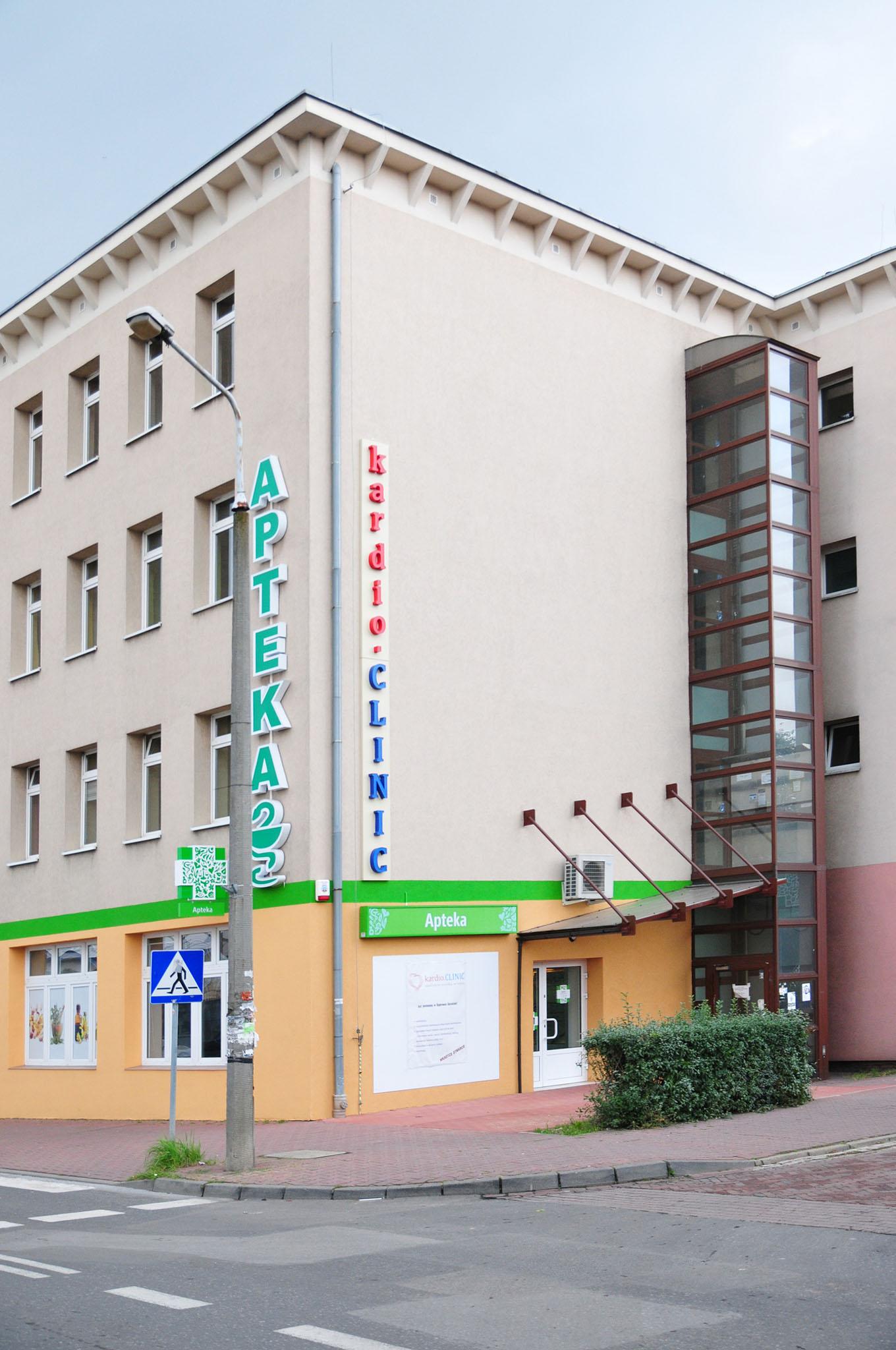 Budynek Kliniki